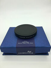 UK Store! CameraPlus® S-PRO1 MC ND 3.0 Filter 10 stops 72mm + Protection caps