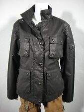 NWT WELLENSTEYN Revoltini Military/Moto/Utility CarbonniteTec Jacket Brown sz L