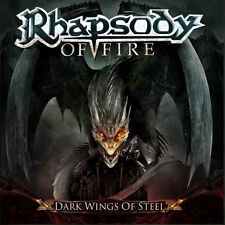 RHAPSODY OF FIRE DARK WINGS OF STEEL CD  NUOVO SIGILLATO