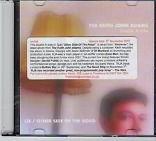 (CY493) The Keith John Adams, Lie / Other Side of the Road - 2007 DJ CD