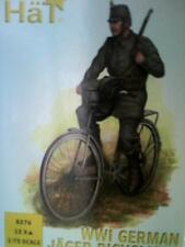 1/72 WW1 German Jager Bicycle Infantry 8276