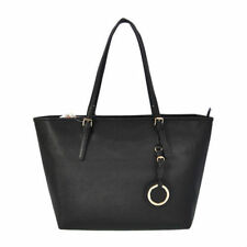 Women Fashion OL Tote Shoulder Messenger Black Handbag Hobo Bag Ladies Gift