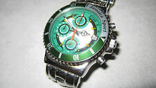 Pryngeps Jamaica Time Chrono.Chronograph watch with calendar