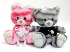 """Aurora Milly la Pinkest Gato-La Novia Y Novio Boda - 7 """"de felpa suave Toys"""