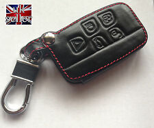 Range Rover / Discovery 4/ Sport / Evoque / Jaguar - Leather Key Fob Cover