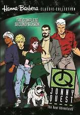 The Real Adventures of Jonny Quest: The Complete Second Season (DVD, 2015)