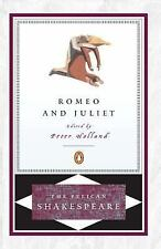 The Pelican Shakespeare: Romeo and Juliet by William Shakespeare (2000,...