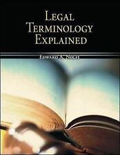Legal Terminology Explained (Mcgraw-Hill Business Careers Paralegal Ti-ExLibrary