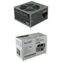 PC OFFICE Netzteil LC500H-12 500 Watt Sehr leiser 120mm Lüfter V2.2 LC-Power