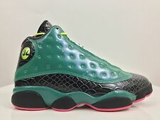 AIR JORDAN 13 XIII RETRO DB DOERNBECHER green 836405-305 nike mens size 8.5