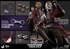 Hot Toys Star Lord Guardians of The Galaxy 1:6 MMS255 MISB Special Edition (7th)