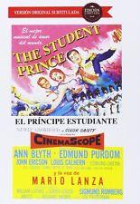 THE STUDENT PRINCE (1954) **Dvd R2** Ann Blyth Edmund Purdom