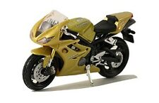 Maisto Triumph Daytona 675 Gold 1:18 Scale Model Motorcycle
