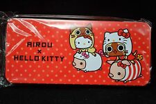 Sanrio Hello Kitty x Capcom Airou from the Monster Hunter Pencil Box ver. 2