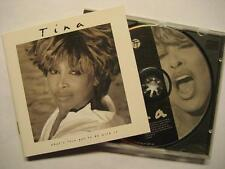"""TINA TURNER """"WHAT'S LOVE GOT TO DO WITH IT"""" -  CD"""