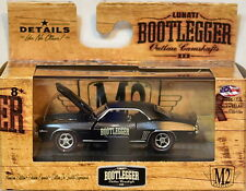 M2 MACHINES 2016 BOOTLEGGER 1969 CHEVROLET CAMARO Z/28 RS BL02