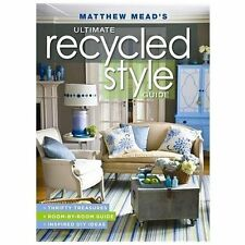 Matthew Mead Recycled Style by Matthew Mead (2013, Paperback)