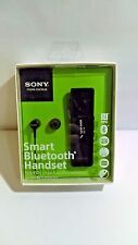 Sony SBH52 Black Smart  Bluetooth Headset With NFC