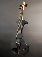 ZETA Strados Modern 5-String Black, New