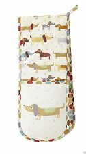 Ulster Weavers Hot Dogs Dog Dachshund Double Oven Gloves Mitts 7HOT03
