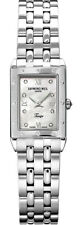 NEW WITHOUT TAGS RAYMOND WEIL TANGO DIAMOND STAINLESS STEEL 5971-ST-00995 WATCH