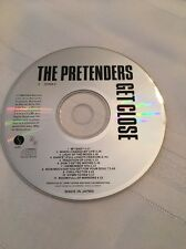 GET CLOSE by The Pretenders - CD