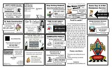 Business Opportunity: Placemat Advertising Earn Top $$$ Money Working From Home