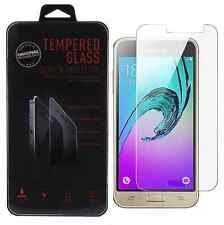 Premium Tempered Glass Screen Protector Film For Samsung Galaxy J3 (2016)