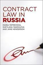 Contract Law in Russia, 1849462992, New Book