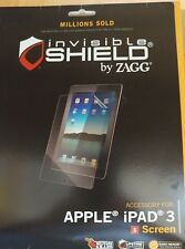 ZAGG Invisible Sheild for iPad 3