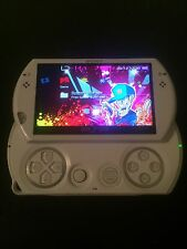 PSP GO 16gb Pearl White Console 6.61CFW With Games