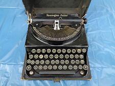 Koffer Schreibmaschine Remington Junior