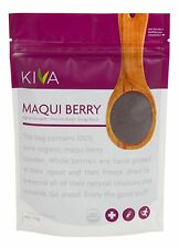 *NEW!* KIVA - Organic Maqui Berry Powder - Non-GMO, Raw, Vegan - 4 oz.