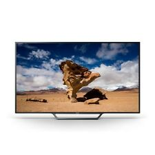 "Sony KDL48W650D 48"" Black LED 1080P Smart HDTV"