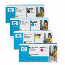 HP Q6000A/ Q6001A/ Q6002A/ Q6003A Toner Set [Electronics]