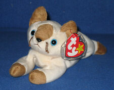 TY SNIP the CAT BEANIE BABY - MINT with NEAR PERFECT TAG