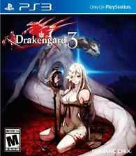 PS3 ACTION-DRAKENGARD 3 (M)  PS3 NEW