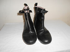 Marc By Marc Jacobs Leather Bootie   38