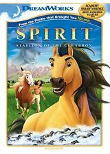 SPIRIT STALLION OF THE CIMARRON Sealed New DVD