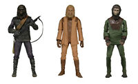 Classic Planet of the Apes Action Figures Series 1 NECA Sold Separately or a Set