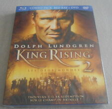 King Rising 2 : Les deux mondes - Combo Blu-ray + DVD..Neuf sous blister