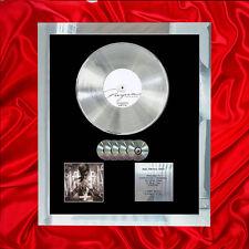 JUSTIN BIEBER PURPOSE MULTI (GOLD) CD PLATINUM DISC FREE SHIPPING TO U.K.