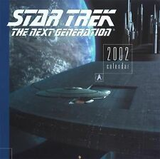 The Next Generation 2002 by Star Trek Staff (2001, Paperback)