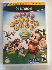 Super Monkey Ball 2 - Gamecube - Replacement Case - No Game