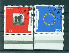 Allemagne - Germany 1995 - Michel n. 1790/91 - L'Europe: la paix et la liberté