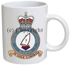 ROYAL AIR FORCE STATION BAHRAIN COFFEE MUG