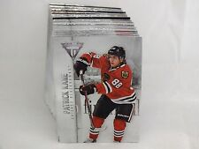 2013-14 TITANIUM HOCKEY COMPLETE BASE SET #1-100