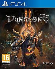 Dungeons II PS4 Sony Playstation 4 Video Juegos Totalmente Nuevo Sellado-Dungeon 's 2