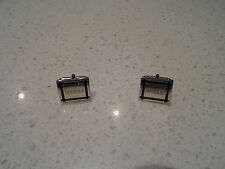 BVLGARI CUFFLINKS - GENUINE, ATTRACTIVE BARGAIN PRICE CUFF LINKS