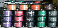500FT TFFN/TEWN WIRE 18 AWG STRANDED 600 VOLT. MADE IN USA.  BROWN,RED,BLK,BLUE